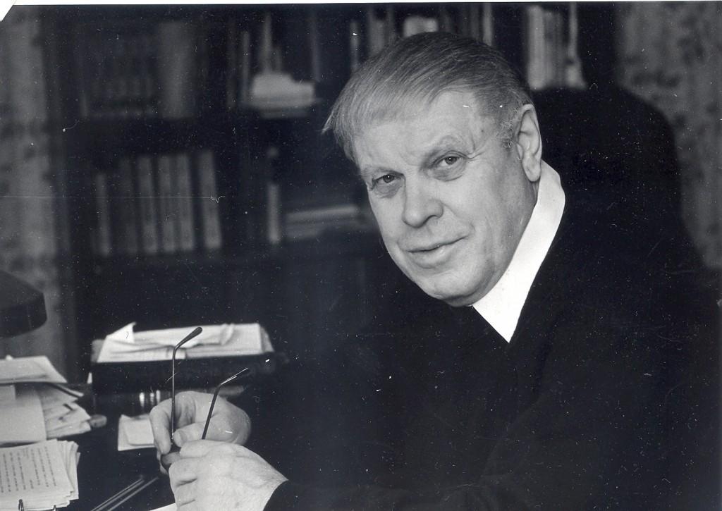 писатель Владимир Солоухин