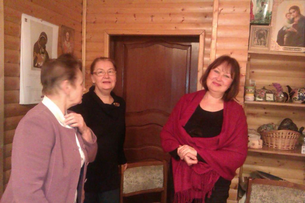 Маргарита Кокла, Лариса Савченко